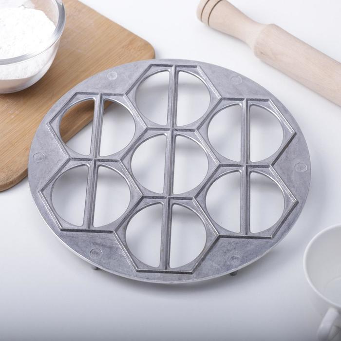 Варенница металлическая, ячейка 7,5х4 см
