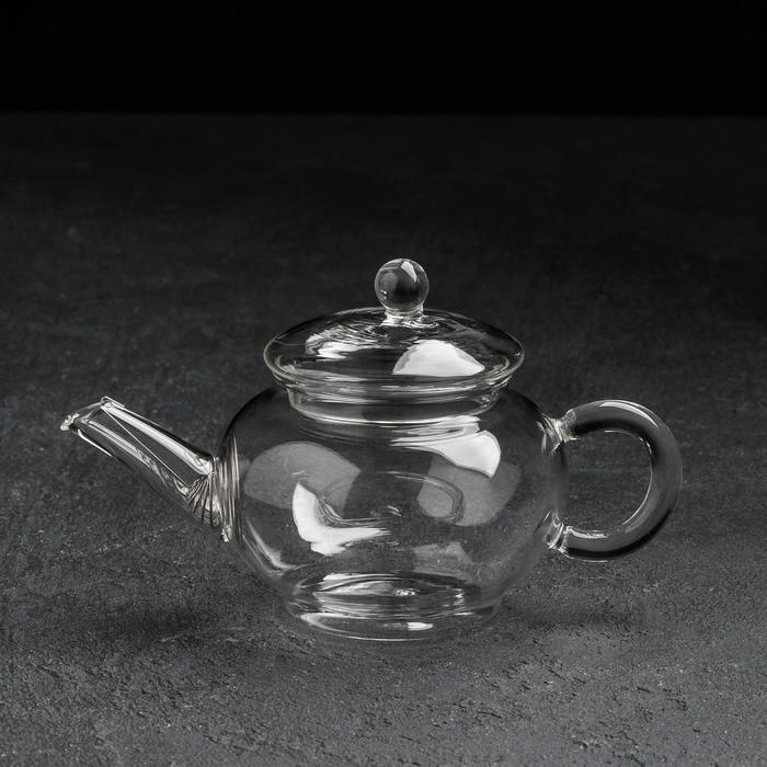 "The tea pot with sieve ""Cleo"" 250 ml, sieve the MIX"