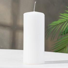 Свеча классическая 7х17 см, белая
