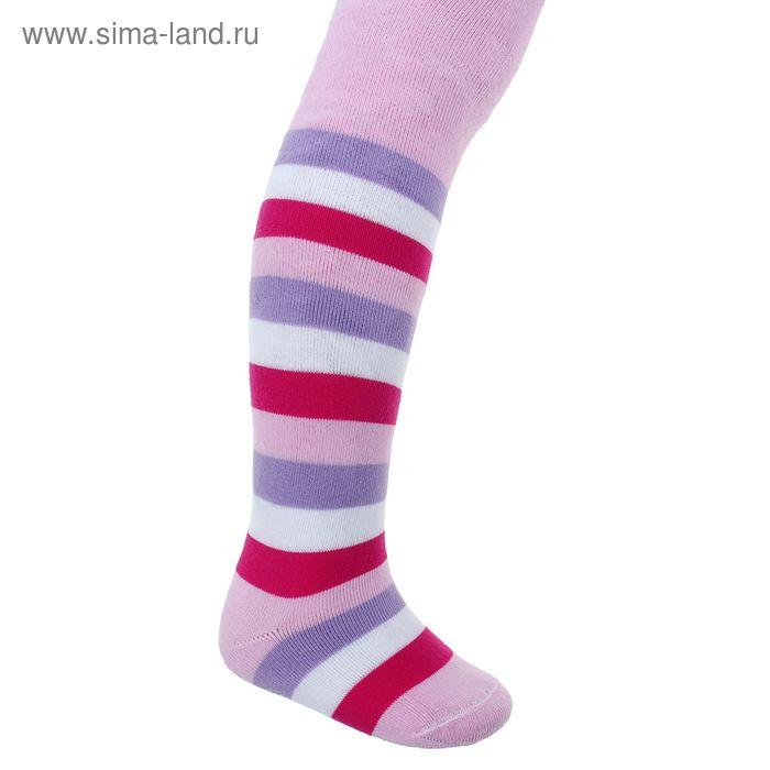 Колготки детские, рост 74-80 см, цвет розовый CAN 05009