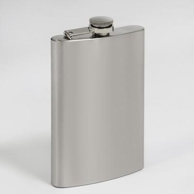 Подарочный набор 4 в 1: фляжка 300 мл, 2 рюмки, карманная пепельница