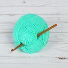 Крючок для вязания, d = 6 мм, 15 см