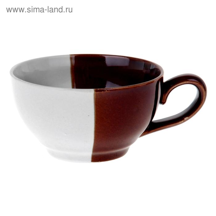"""Чашка 300 мл """"Чайная"""" день-ночь"""