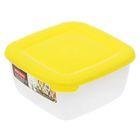 Контейнер пищевой 460 мл Polar Micro Wave, цвет МИКС