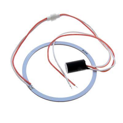 Комплект светодиодных колец  TORSO МС-АЕ-3, LED-COB 80 мм, Ангельские глазки, 2шт., свет бел