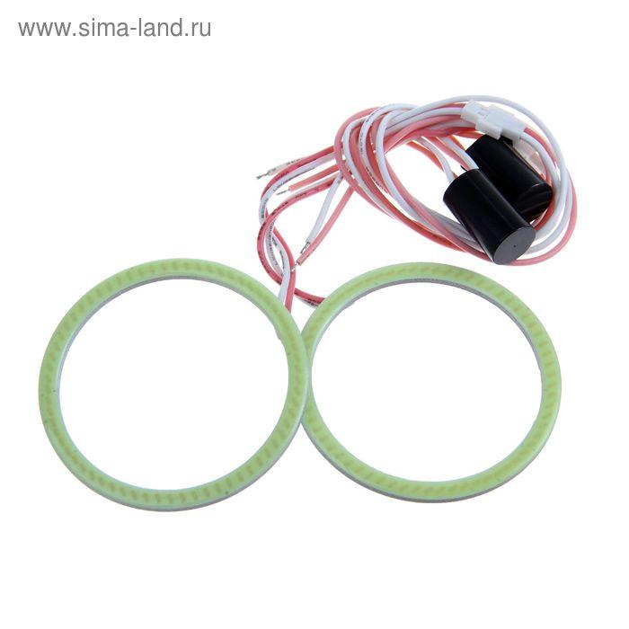Светодиодное кольцо TORSO МС-АЕ-3, LED-COB 60 мм, 2 шт., свет белый
