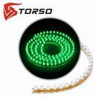 Светодиодная линейка TORSO, 120LED, 120 см, 12 В, IP68, свет зелёный