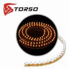 Светодиодная линейка TORSO, 120LED, 120 см, 12 В, IP68, свет жёлтый