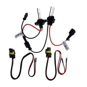 Комплект ксеноновых ламп TORSO H16, для блоков DC, 12 В, 4300 К, 2 шт.