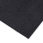 Покрытие ковровое щетинистое «Травка», 60×90 см, цвет тёмный шоколад - фото 4657208