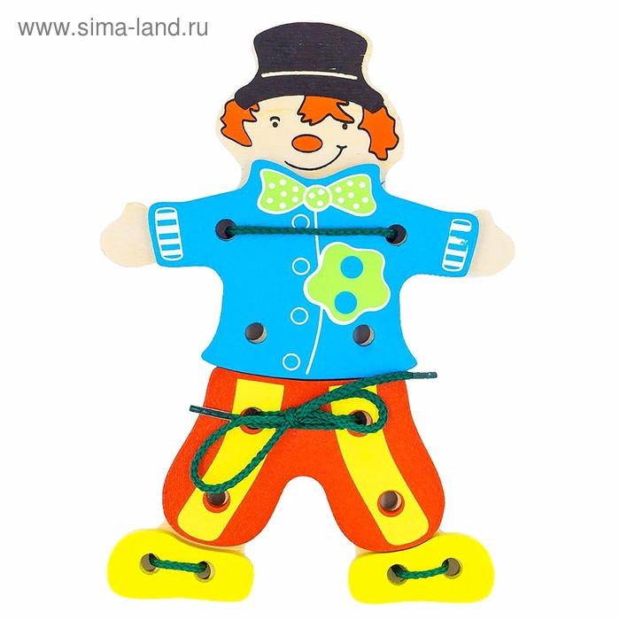 "Шнуровка ""Клоун"""