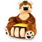 Мягкая игрушка-кресло «Сладкоежка», 80 см