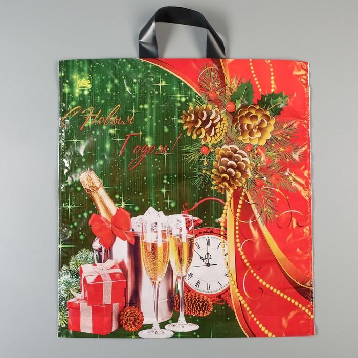 """Пакет """"Любимое торжество"""", полиэтиленовый с петлевой ручкой, 43 х 40 см - фото 308291814"""