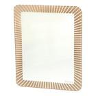 """Зеркало в ванную комнату 60×45 см """"Ассоona А633"""""""