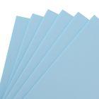 Подложка листовая под ламинат, синяя, 5 мм/1050х500х5/5,25 м2
