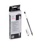 Ручка гелевая стандарт Beifa РХ888-BK черная, узел 0.5мм