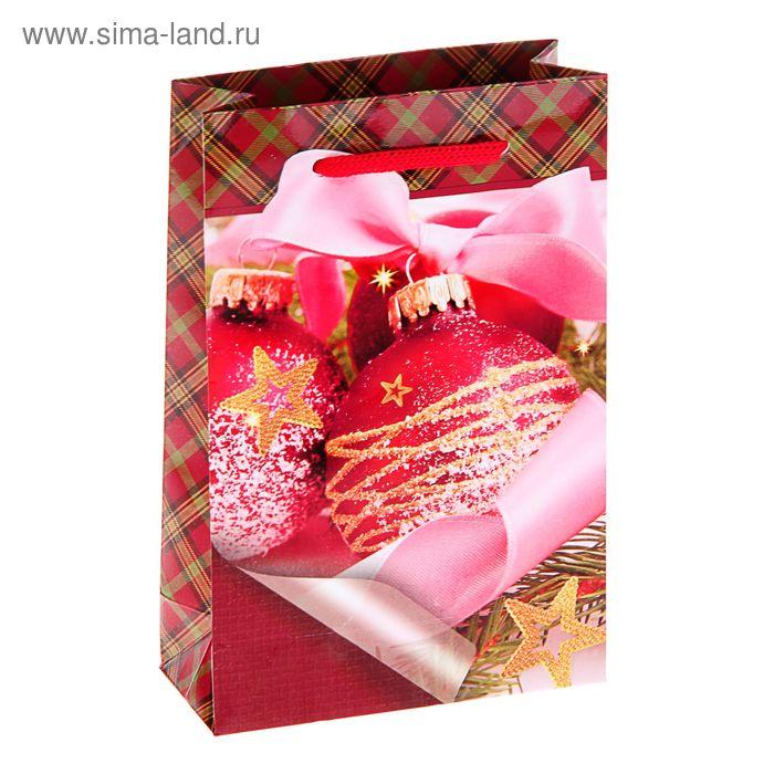 """Пакет подарочный """"Сангрия"""" 11,5 х 17,5 х 5 см"""