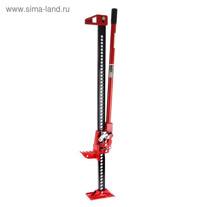 Домкрат механический реечный TUNDRA basic 3 т, высота подъема 130-1070 мм