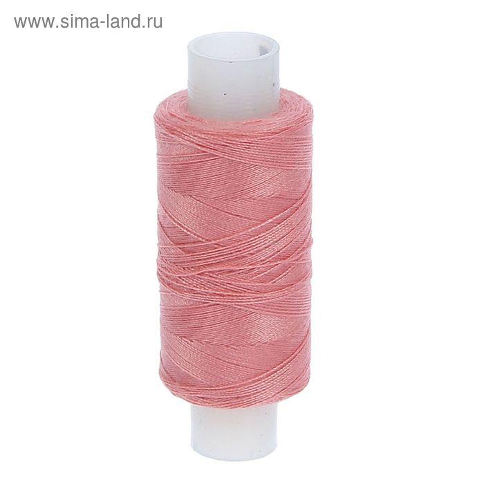 Нитки 40ЛШ 200 м, №24, цвет розовый