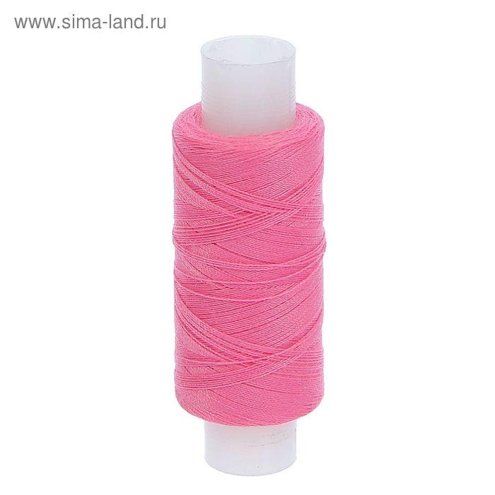Нитки 35ЛЛ 200м, цвет розовый (№144)