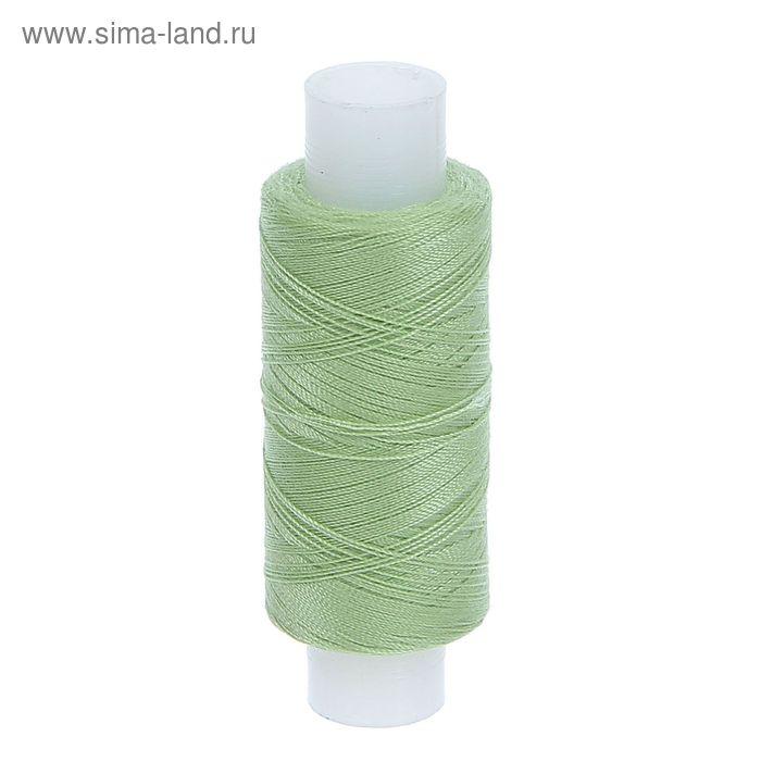 Нитки 35ЛЛ 200м, цвет светло-зелёный (№83)