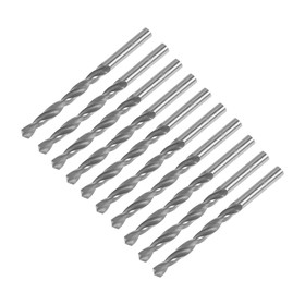 Drill bits for metal TUNDRA basic, HSS, straight shank, 7.5 mm, 5 PCs