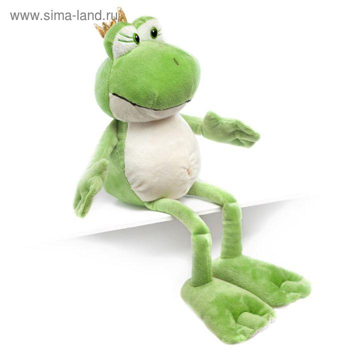 Мягкая игрушка «Лягушка-царевна» музыкальная