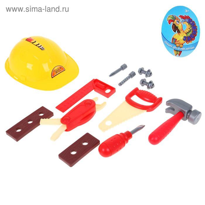 """Набор инструментов """"Юный плотник"""", 12 предметов"""