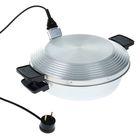 """Электрическая печь """"Чудо"""", 500 Вт, 3.5 л, серебристая"""