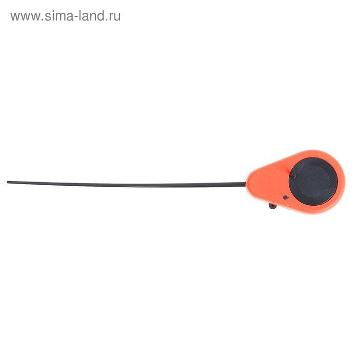 """Удочка зимняя """"балалайка"""", цвет красный, с кнопкой тормоза SK-R"""