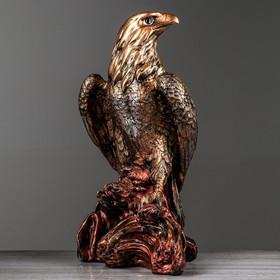 """Копилка """"Сокол"""", бронзовый цвет, 63 см, микс"""