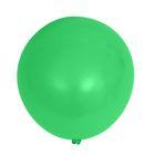 """Шар латексный 32"""" «Гигант», пастель 1 шт., цвет зелёный - фото 308470206"""