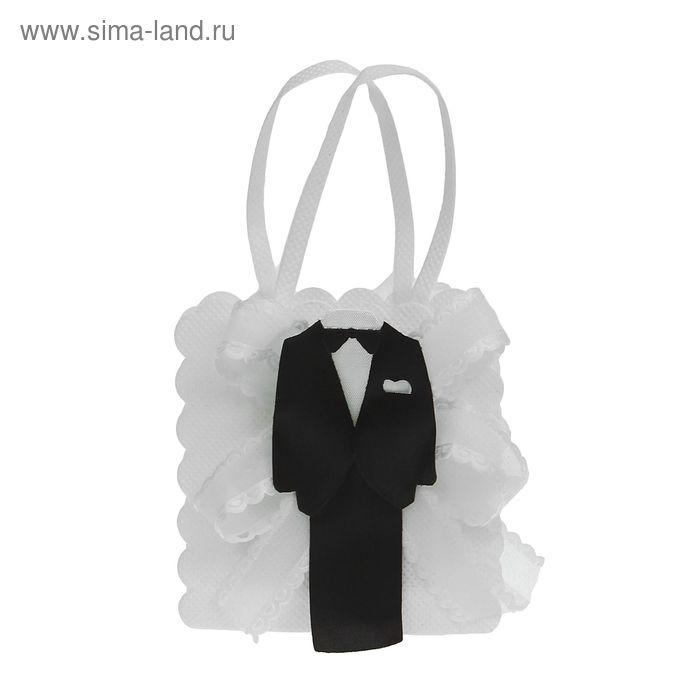 """Бонбоньерка """"Жених и невеста"""""""