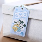 """Шильдик на подарок (6 шт.) """"Малыш"""": Микки Маус, 5x9 см"""