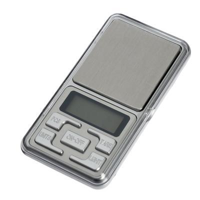 Весы LuazON LVU-01, портативные, электронные, до 500 гр
