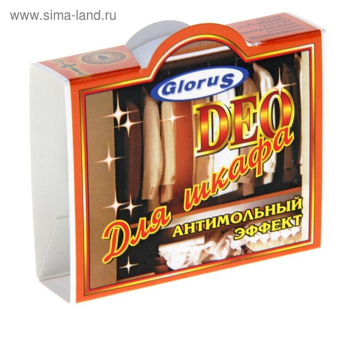 Дезодорант ГЛОРУС МИНИ для шкафа, антимольный эффект