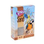 Песок для птиц LoLo Pets с ракушечником 1,5 кг