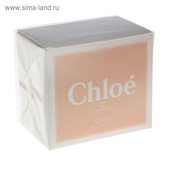Туалетная вода Chloe Signature, 30 мл