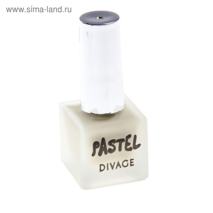 Лак для ногтей Divage Nail Polish Pastel, тон № 01