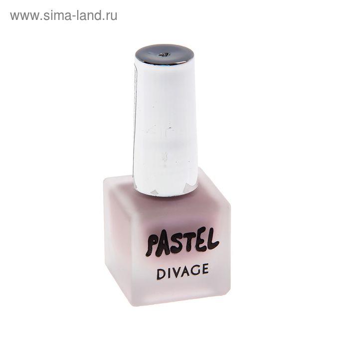 Лак для ногтей Divage, Nail polish pastel, цвет № 05