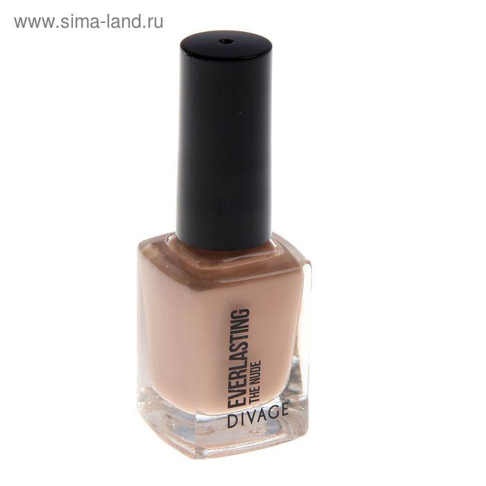 Лак для ногтей Divage Everlasting, тон The Nude № 04