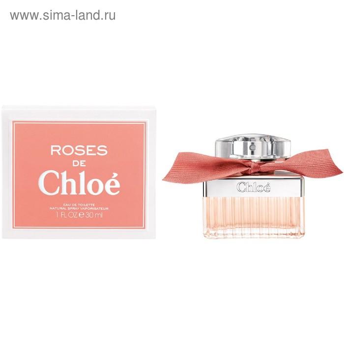 Туалетная вода Chloe Roses De Chloe, 30 мл