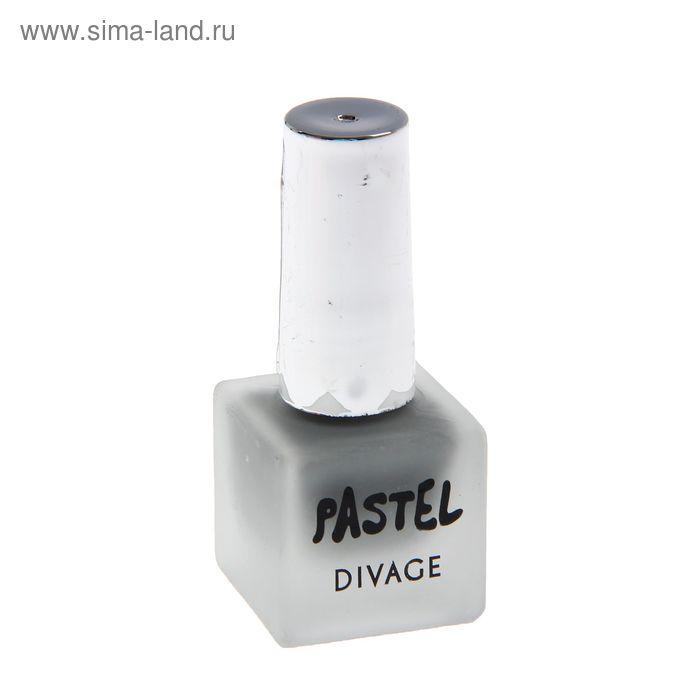 Лак для ногтей Divage Nail Polish Pastel, тон № 10