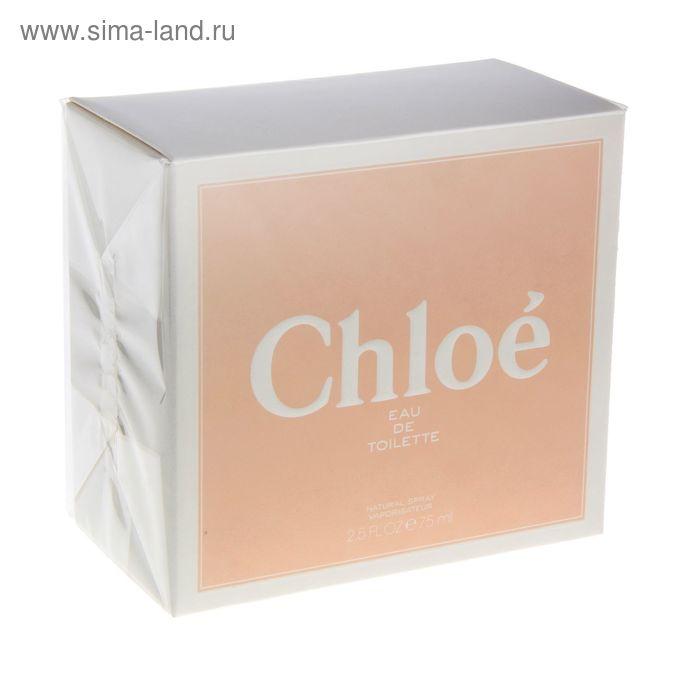 Туалетная вода Chloe Signature, 75 мл
