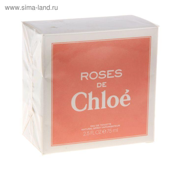 Туалетная вода Chloe Roses De Chloe, 75 мл