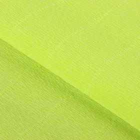 """Бумага гофрированная, 958 """"Светло-зелёная"""", 0,5 х 2,5 м"""