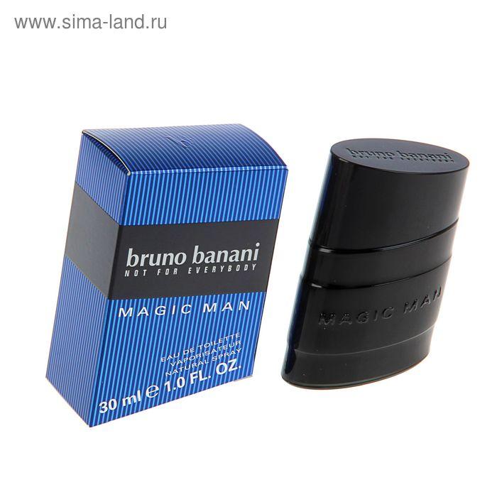 Туалетная вода Bruno Banani Magic man, 30 мл