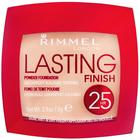 Пудра для лица Rimmel  Lasting Finish 25Hr Powder Foundation #001 - Light Porcelain, 7 гр