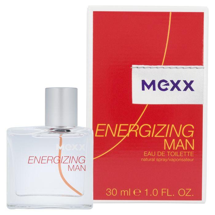 Туалетная вода Mexx Energizing man, 30 мл