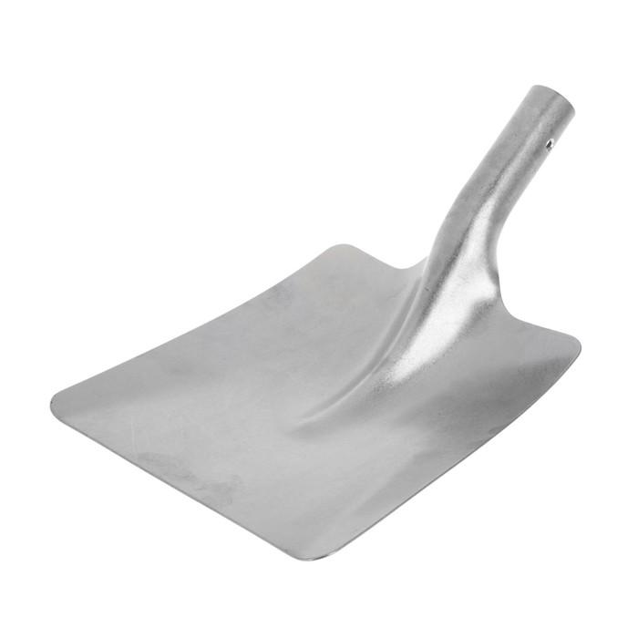 Лопата совковая, титановая, тулейка 36 мм, без черенка